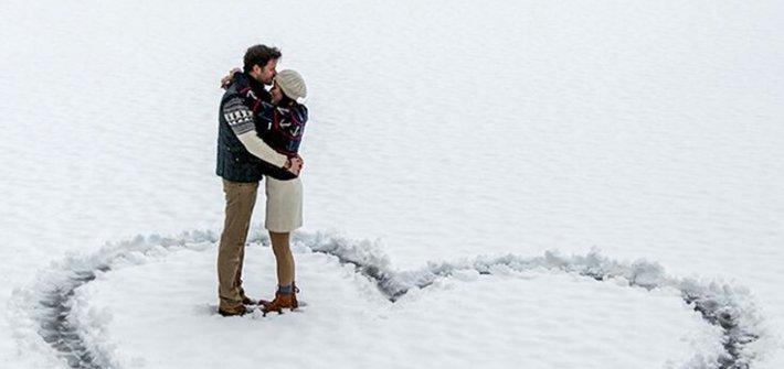 Jetzt wo die Tage kälter werden das Herz mit Liebesgedichte erwärmen